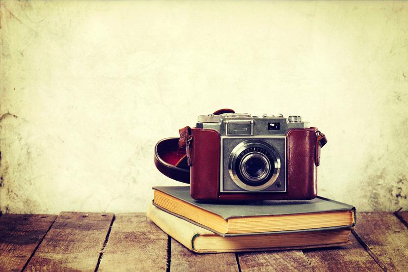 Écrire mon histoire, quelques photos instantanées de ma vie.